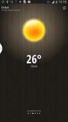 天气截图1