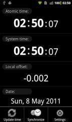 时钟同步:ClockSync截图1