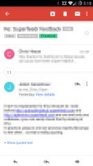 谷歌Gmail截图1