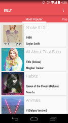 Billboard排行榜:Billy截图1