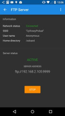 Solid Explorer FTP服务器:Solid Explorer FTP Server截图1