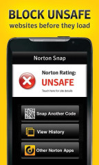 诺顿二维码扫描:Norton Snap截图3