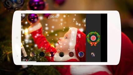 圣诞摄像截图2