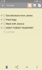 计划笔记本:Inkpad NotePad截图3