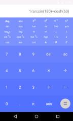 科学计算器:Scientific Calculator截图1