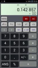 HiPER科学计算器:HiPER Scientific Calculator截图2