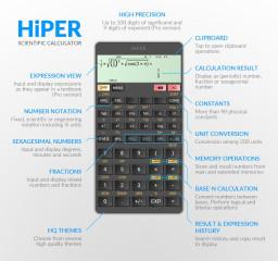 HiPER科学计算器:HiPER Scientific Calculator截图3