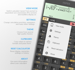 HiPER科学计算器:HiPER Scientific Calculator截图4