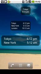 世界时钟截图2