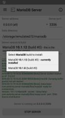 MariaDB服务器:MariaDB Server截图2
