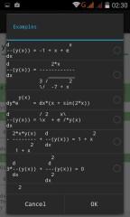 微分方程计算器(Differential Equations)截图3
