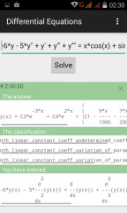 微分方程计算器(Differential Equations)截图4