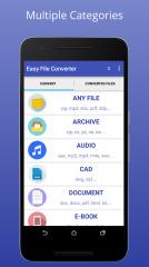 轻松文件转换:Easy File Converter截图1