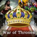 王座<font color='red'>之战</font>:War of Thrones