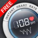 心跳探测器:Instant heart Rate