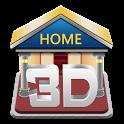 3D主屏:3D HomeLOGO