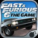 速度与激情6:Fast & Furious 6段首LOGO