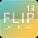 滑动日历:Flip Calendar