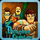 地牢爬行者:Dungeon CrawlersLOGO