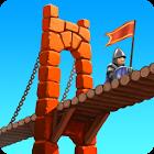 中世纪桥梁:Bridge Constructor