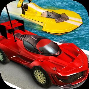 触摸赛车2:Touch RacingLOGO