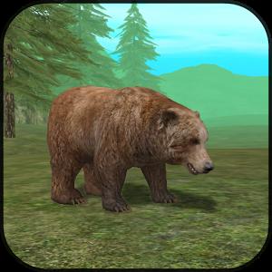 野熊模拟器:Wild Bear Simulator 3D