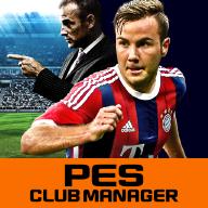 实况足球俱乐部经理:PES CLUB MANAGER