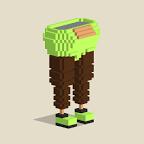 苹果裤iTrousers