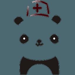 熊猫医生LOGO