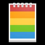 彩虹课程表:Class Timetable
