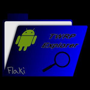 TWRP浏览器:TWRP Explorer