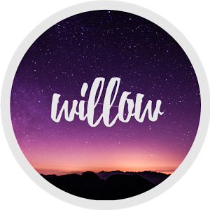 Willow表盘制作