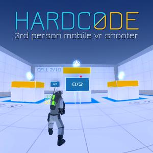 虚拟现实射击:Hardcode VRLOGO