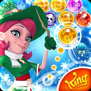 泡泡魔女传奇2:Bubble Witch Saga 2LOGO