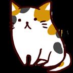 三色猫动态壁纸:Nyankoro Live(三色貓)