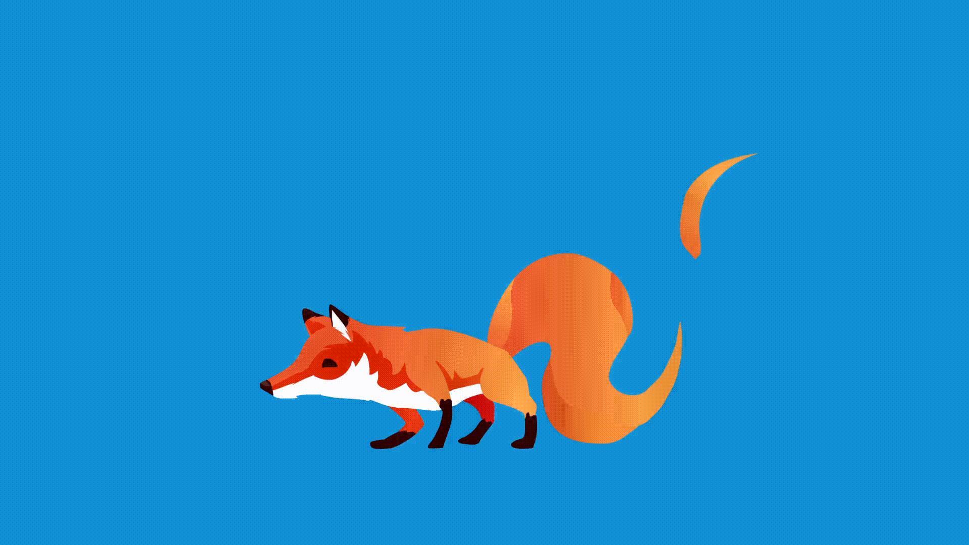 火狐开机动画