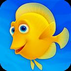 梦幻水族箱:深海历险:FishdomLOGO