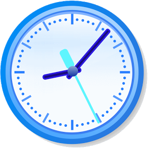 世界时钟LOGO