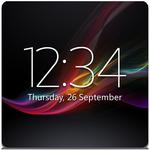 数字时钟:Digital Clock Widget Xperia