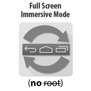 GMD全屏沉浸模式:GMD Full Screen Immersive Mode