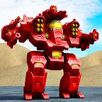 机甲机器人大战2050:Mech Robot War 2050