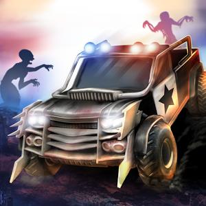 疯狂警车爬坡赛:Mad Hill Climb Police RacingLOGO