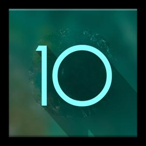 iOS10壁紙