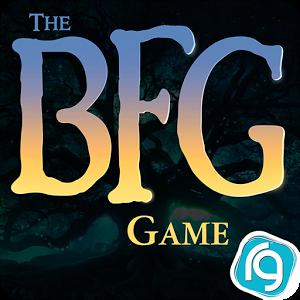 吹梦巨人游戏:The BFG GameLOGO