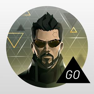 杀出重围GO:Deus Ex GOLOGO