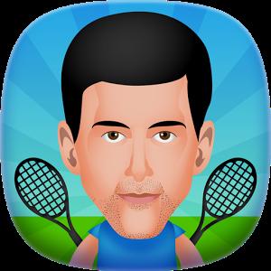 圆形网球:Circular Tennis