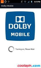 杜比音效增强Dolby Mobile截图1