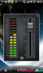 音效均衡器:Music Volume EQ截图1