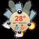 TSF天气插件:TSF Weather Widget