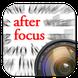 AfterFocus照片对焦